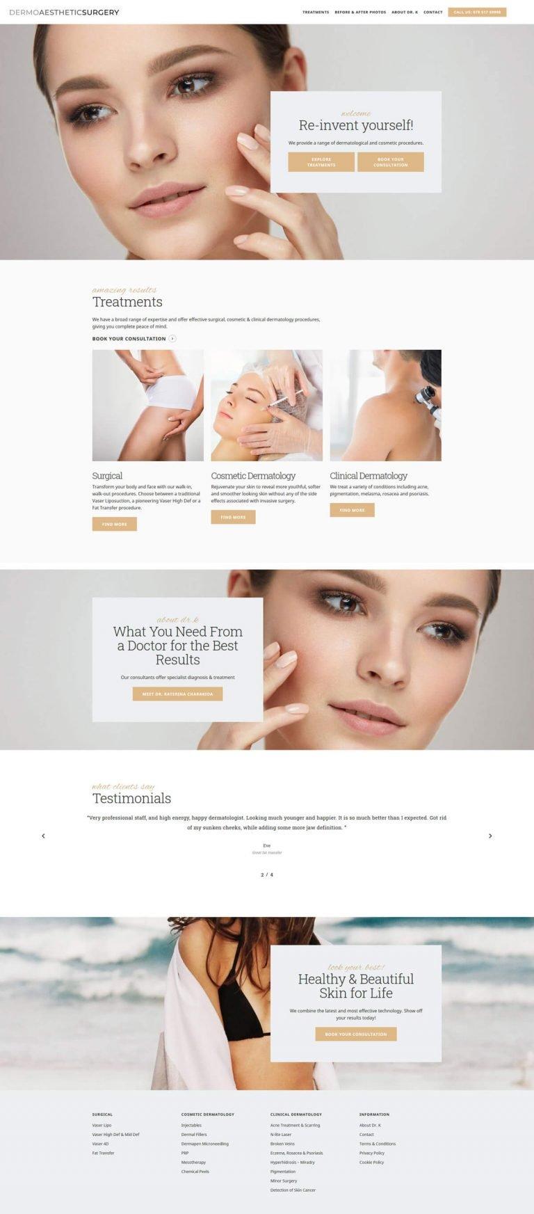 Dermo Aesthetic Surgery / dermoaestheticsurgery.com ...